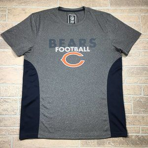 Chicago Bears NFL Football Men's L Polyester Shirt